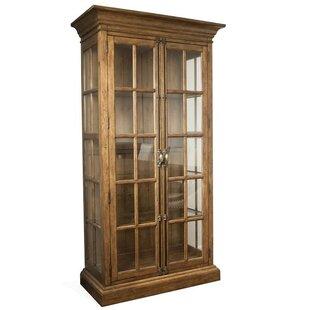 Woosley Curio Cabinet