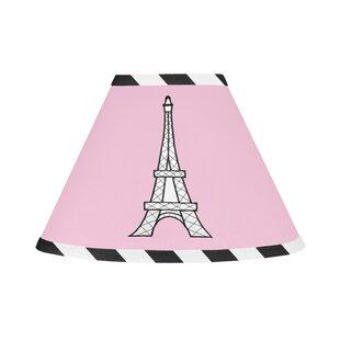 Paris 10 Brushed Microfiber Empire Lamp Shade