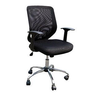 Operator Mid-Back Mesh Executive Chair With Lumbar Support By Brayden Studio