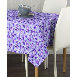 Mccaffery Passion Iris Tablecloth
