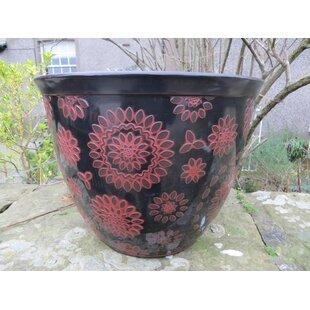 Corsair Plastic Plant Pot By World Menagerie