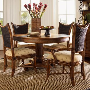Tommy Bahama Home Island Estate Cayman Extendable Dining Table