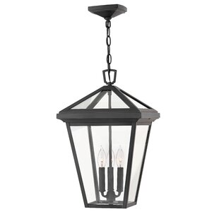 Kala 3-Light Outdoor Hanging Pendant