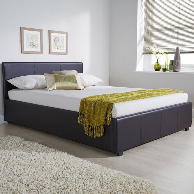 Gabriella Upholstered Ottoman Bed