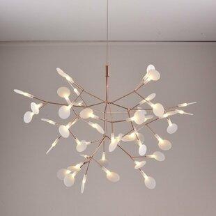 Wrought Studio Briggs 45-Light Sputnik Chandelier