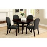 Mixon 5 Piece Dining Set by Winston Porter