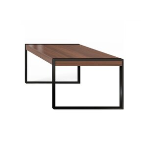 Leelou Dining Table by Orren Ellis No Copoun