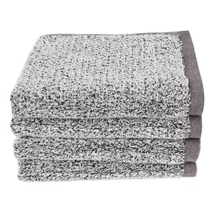 Diamond Jacquard Hand Towel (Set of 4)