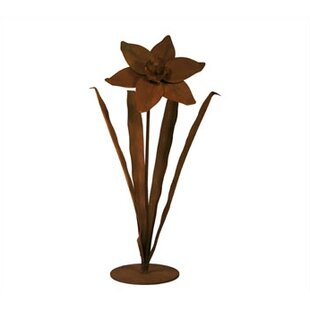 Patina Products Daffodil Garden Statue
