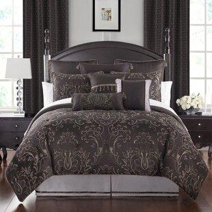 Pierce 4 Piece Comforter Set