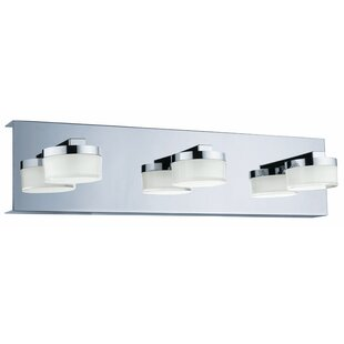 Orren Ellis Yanira 3-Light Bath Bar