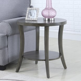 Red Barrel Studio Hansmeier End Table with Storage