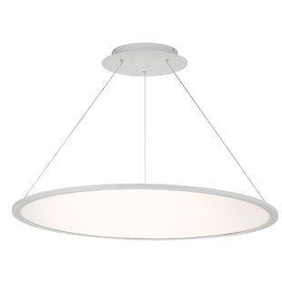 Orren Ellis Dinius 1-Light LED Pendant