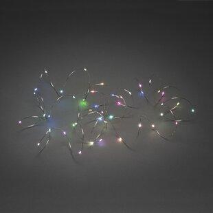 50 Multicolour LED Fairy Light By Konstsmide