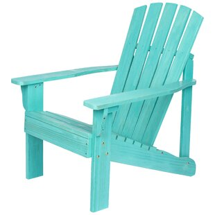 Doll Wood Adirondack Chair