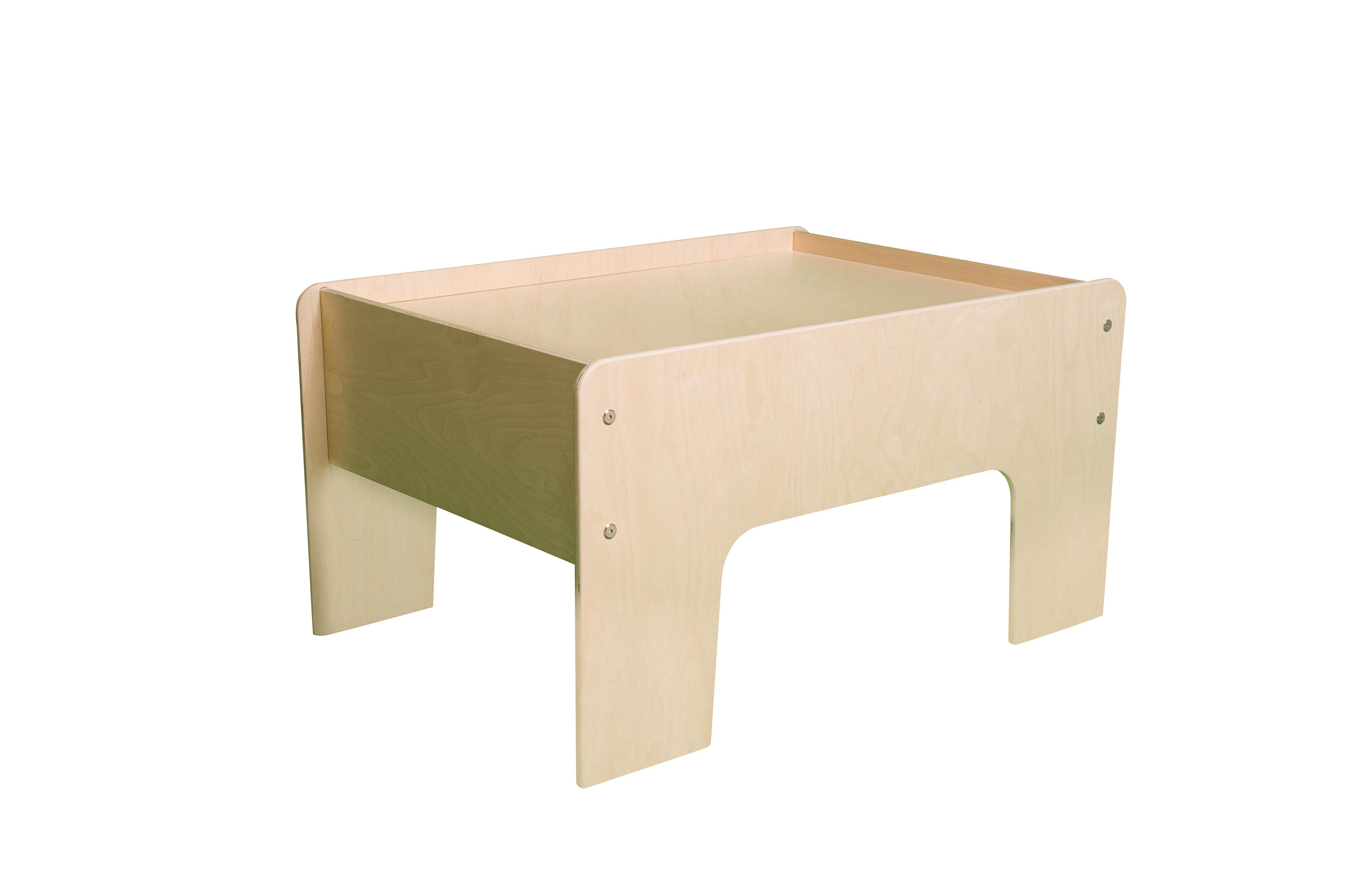 Terrific Torquay Kids Rectangular Train Table Creativecarmelina Interior Chair Design Creativecarmelinacom