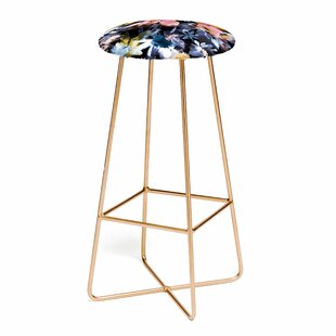 Ninola Design Spring Memories Painting 30 Bar Stool East Urban Home
