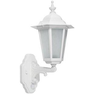 Rutledge 1 Light Outdoor Wall Lantern With Motion Sensor Image