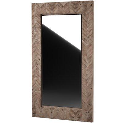 Mercury Row Chevron Accent Mirror