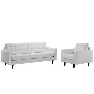 Modern White Living Room Sets