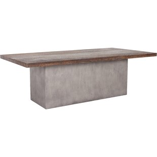 Winifred Dining Table by 17 Stories