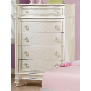 Apeton 5 Drawer Chest by Harriet Bee