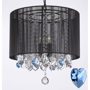 Rosdorf Park Bravington 3-Light Chandelier