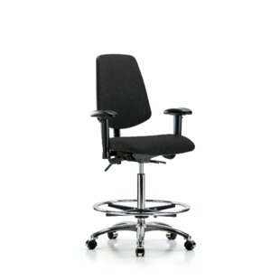 Merrick Ergonomic Drafting Chair by Symple Stuff Read Reviews