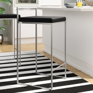 Affordable Gary Bar & Counter Stool (Set of 2) by Wade Logan Reviews (2019) & Buyer's Guide