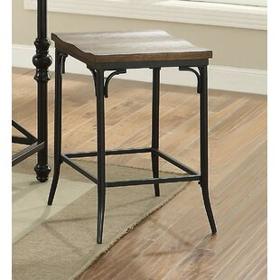 Leeper 24 Bar Stool (Set of 2) by August Grove
