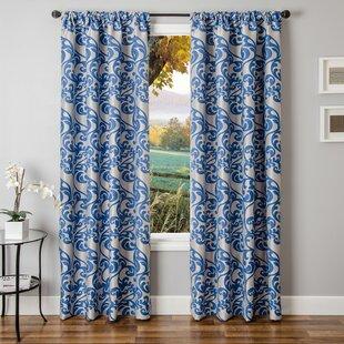 Cobalt Blue Curtains