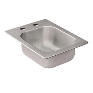 Moen 2000 Series Bowl Drop-In Kitchen Sink