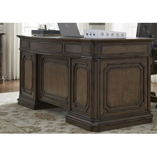 August Grove Passabe Executive Desk