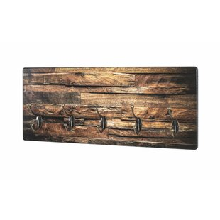 Killingworth Wall Mounted Coat Rack By ClassicLiving
