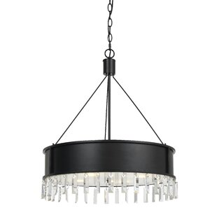 Rosdorf Park Hardy 4-Light Chandelier