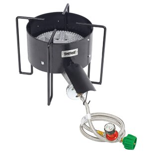 Banjo Deep Fryer with Hose Guard