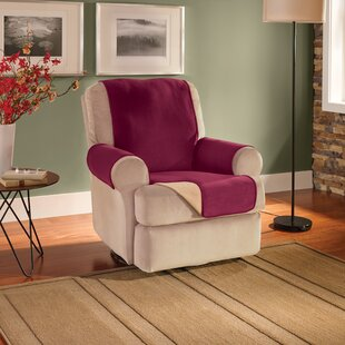 T-Cushion Recliner Slipcover by Three Posts