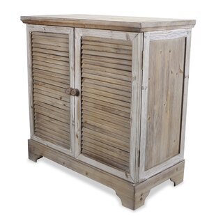 Odessa 2 Door Accent Cabinet by August Grove