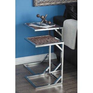 Ormond Rustic 2 Piece Nesting Tables
