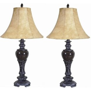 Arley Modern 11 Table Lamp (Set of 2)