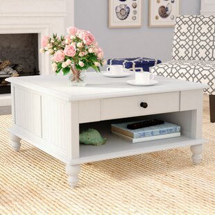 Best Witherspoon Coffee Table By Rosecliff Heights