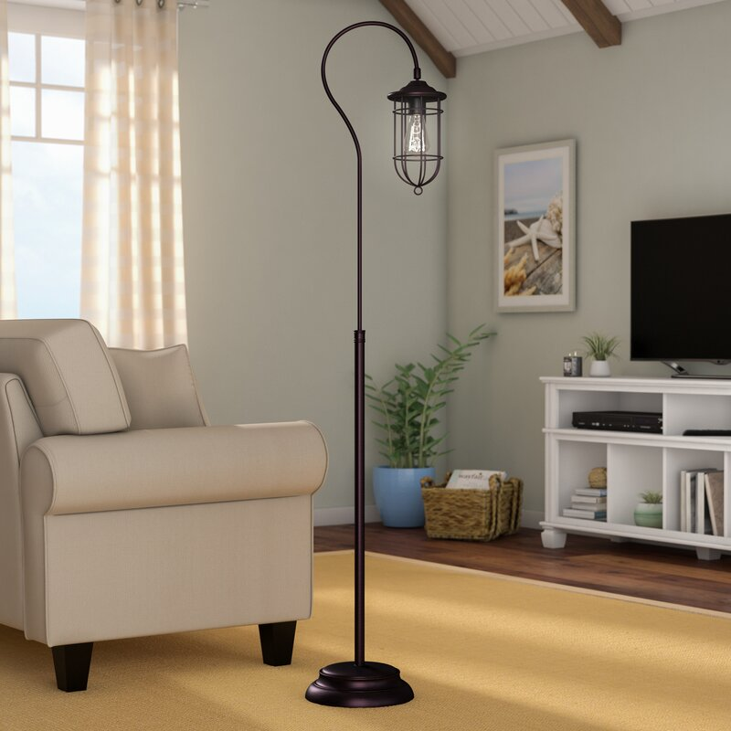 Floor Lamps Youu0027ll Love | Wayfair