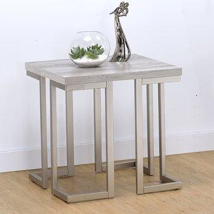 Lipan End Table By Orren Ellis