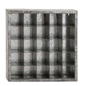 Metal Storage Wall Shelf