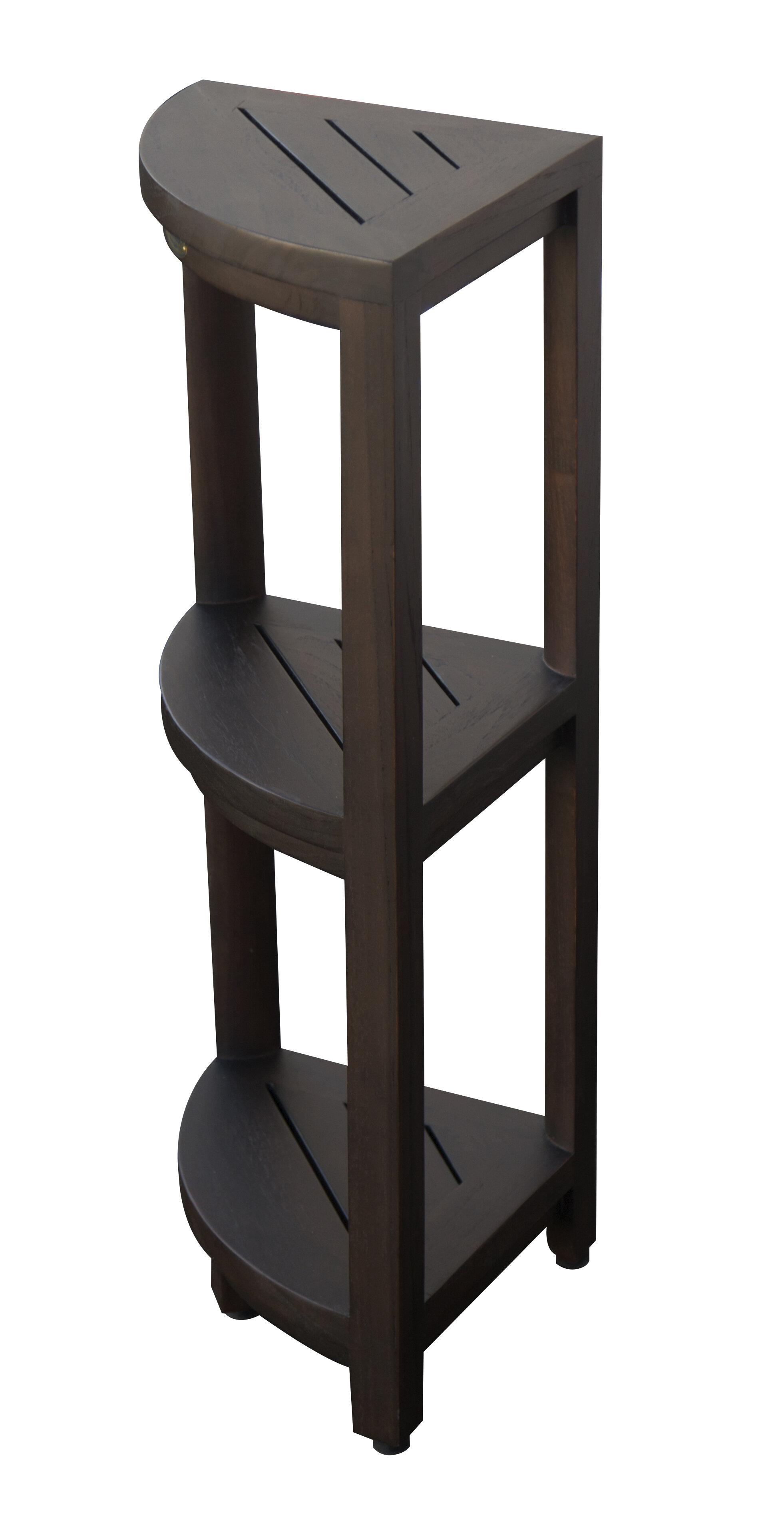 Decoteak Classic Shower Shelf U0026 Reviews | Wayfair