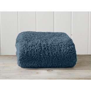 Second Cozy Sherpa Stretch Knitted Lightweight Blanket