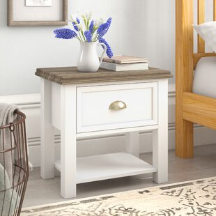 Melton Mowbray Bedside Table By Brambly Cottage