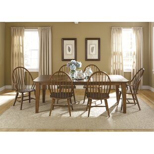 Warkentin Dining Table Charlton Home
