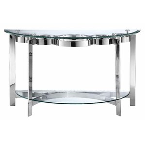 nilda console table - Metal Console Table