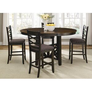 Mendota Counter Height Dining Table by Loon Peak